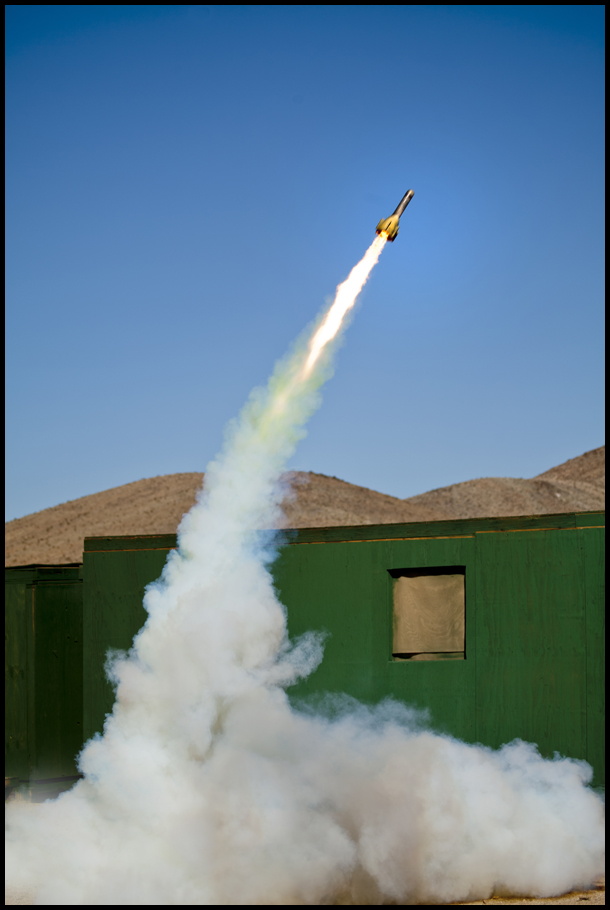 Vert Sky Rocket